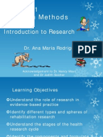1. Intro to Research