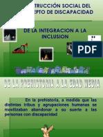 De la Integracion a la inclusión