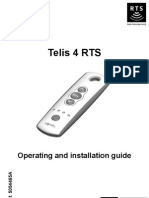 Telis 4 RTS