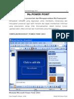 Modul Power Point