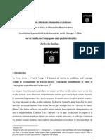 islam idéologies, domination et résistance