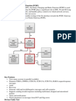 PCRF-Policy and Charging Rule Function