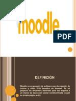 Moodle y WEB 2.0