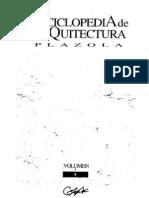 Plazola Enciclopedia de Arquitectura Volumen 9
