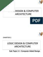 EC303 -  Chapter 2 LOGIC DESIGN & COMPUTER ARCHITECTUR