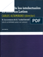 América Latina como práctica. Modos de sociabilidad intelectual de los reformistas universitarios [1918-1930]  | Martín Bergel y Ricardo Martínez Mazzola