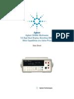 34405A Data Sheet