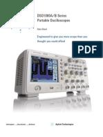 DSO1052B Data Sheet