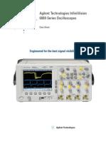 DSO6054A Data Sheet