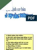 Bai giang HDTM