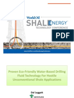 Drilling Fluids ShaleTech 2011