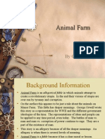Animal Farm Background Information
