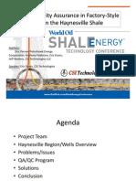 ShaleTech Presentations