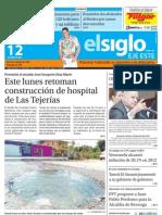 Edición La Victoria Sábado 12-01-2013
