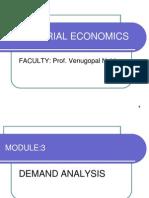 Module-3 Demand Analysis