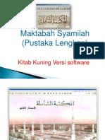 Maktabah Presentation Versi Baru