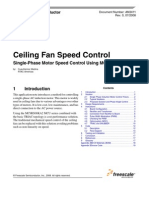 ceiling fan speed control