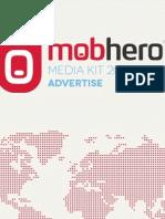 Mobhero Advertise Media Kit