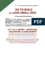 ngo fund management