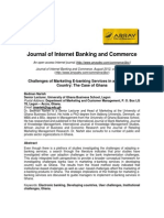 Journal on E-Banking