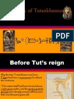 History of Tutenkhamun