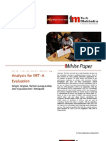White Paper Latency Analysis