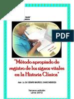 Método Historia clinica 2012 (3ra Edicion)