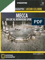 Mecca - locul naşterii lui Mahomed (570-632)
