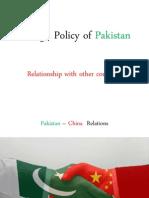 Pakistan-China Relationship