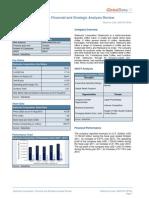 strabucks SWOT analysis