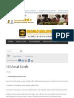 Amal Soleh