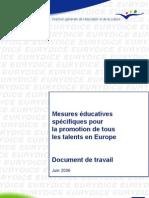 4 Eurydice Raport 2006 Supradotati