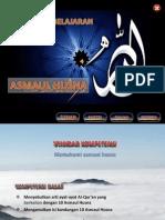 7.03 Asmaul Husna Jadi