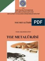 Toz Metalurjisi
