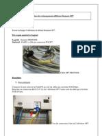 Procédure rechargement OP7 Siemens