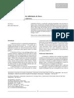 Diagnostico Diferencial Da Deficiencia de Ferro