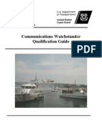 Uscg Watchcomnd Manual