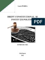 D1102 Drept Constitutional Si Institutii Politice