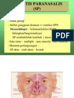 Sinusitis Paranasalis