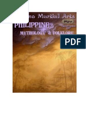 Special Edition Philippine Mythology Folklore