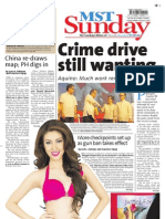 Manila Standard Today -- Sunday (January 13, 2013) issue