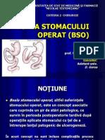 Boala stomacului operat