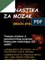Gimnastika Za Mozak (Brain Gym)