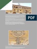 Fachada Ayuntamiento de Tarazona(Aragón).           Una revisión interpretativa.