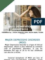 Depression Awareness Campaign