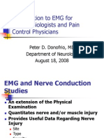 Donofrio-Intro to EMG for Anesthesthesiologists and PainControl Specialists-081808 Lecture