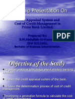 Internship Presentation On Bank