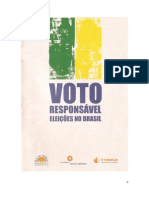 Cartilha Do Voto Responsavel