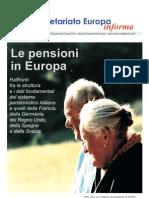Sistema Pensionistico Europeo