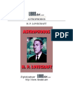 Lovecraft, H. P. - Astrophobos